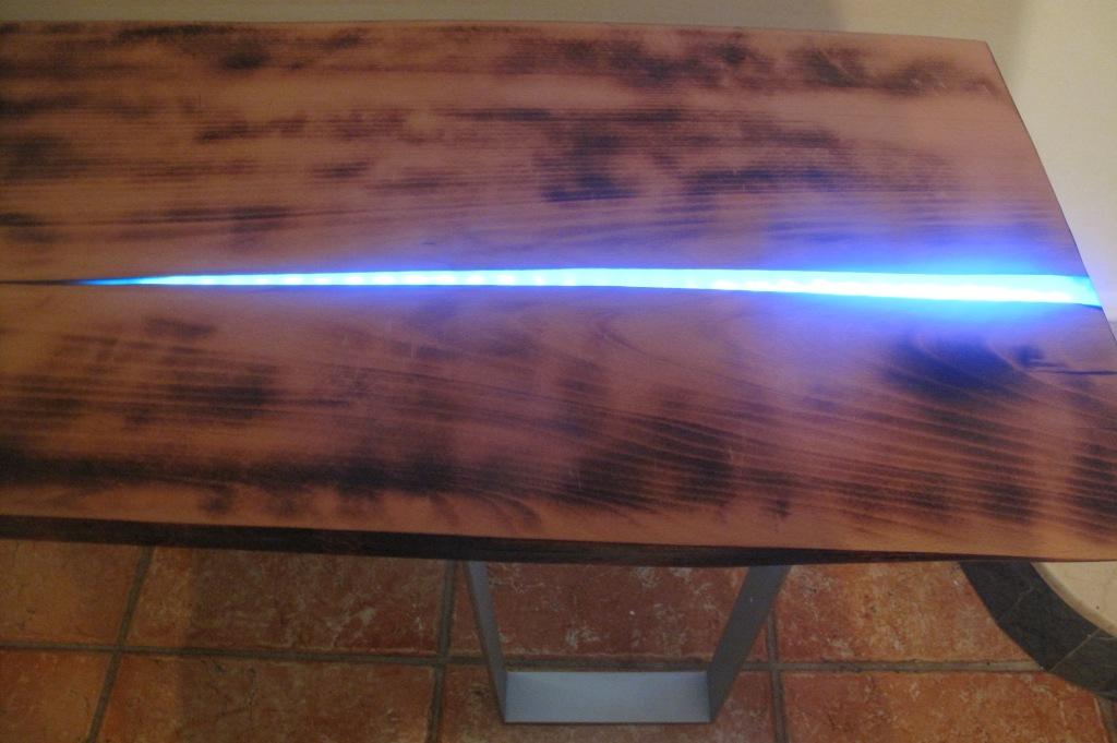 table led allumée 2