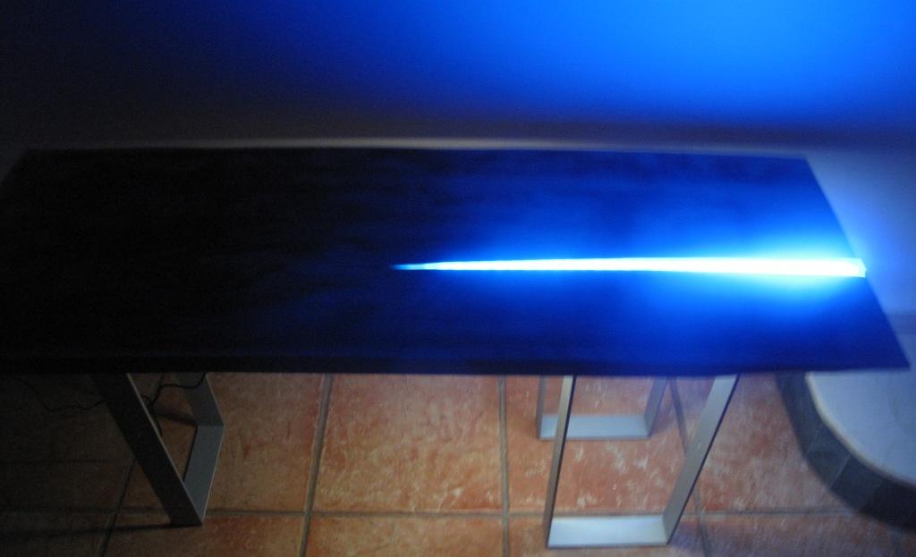table led allumée 3